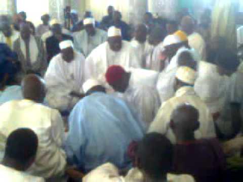 mariage mosquée Aboul Abass Sall kawsara