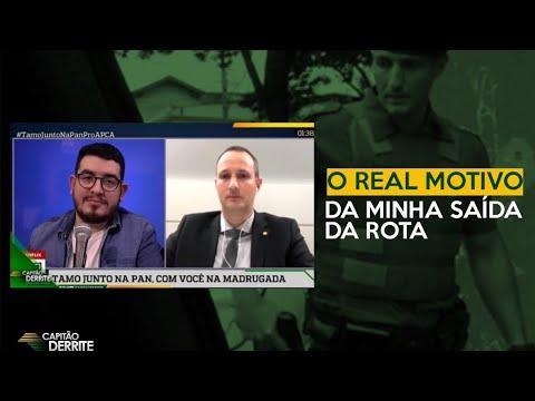 O REAL MOTIVO DA MINHA SAÍDA DA ROTA!