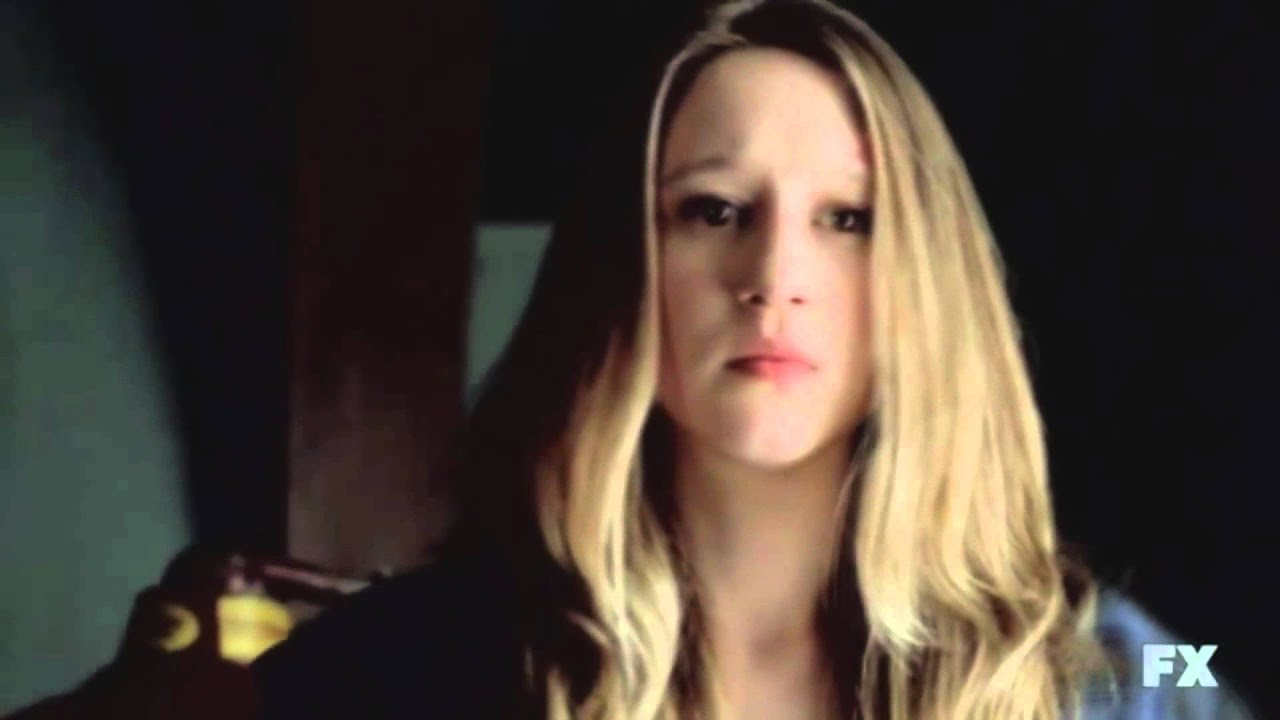 AHS| Tate and Violet| Counting stars|