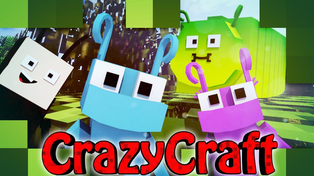 minecraft crazycraft 2 0 orespawn modded survival ep 142 bugs life youtube. Black Bedroom Furniture Sets. Home Design Ideas