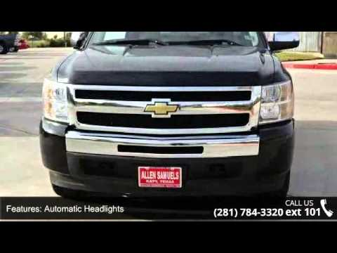 2010 chevrolet silverado 1500 lt allen samuels katy youtube. Cars Review. Best American Auto & Cars Review