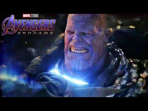 JP - Avengers: Endgame Returning To Theaters Next Week w/ New Post-Credits Scene
