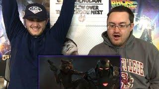 AVENGERS: ENDGAME Trailer #2 Reaction!