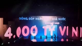 Vinamilk Vươn cao Việt Nam. ( sinh nhật 40 năm Vinamilk)