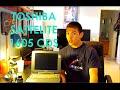 Old Computers: Toshiba Satellite 1605CDS Laptop (AMD K6-400MHZ)