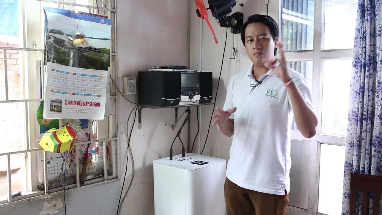 Tinhte.vn - Giới thiệu tủ phát điện năng lượng mặt trời SolarBox