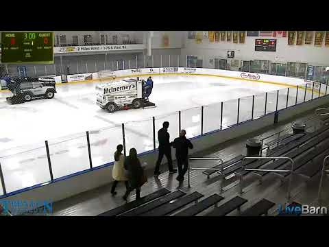 11 26 17 Game 5  1 Nations Cup   Trenton Kennedy Recreation Center McInerney Arena