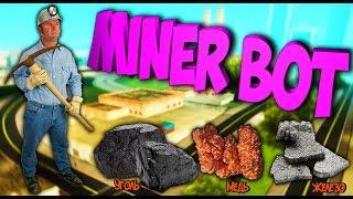 Обзор CLEO #73. MinerBot for DiamondRP. Лучший беспалевный бот шахты для DRP.
