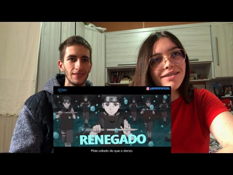 RENEGADO (Naruto) Style Trap | Prod. Ihaksi | MHRAP / REAÇÃO 🔥