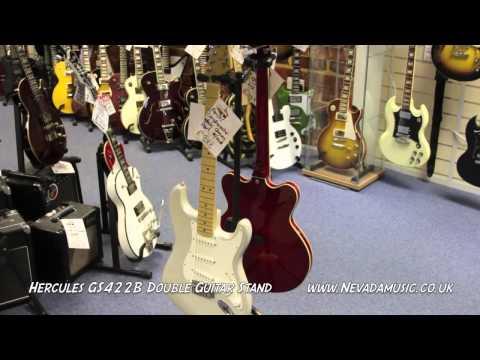 Hercules GS432B Triple Guitar stand