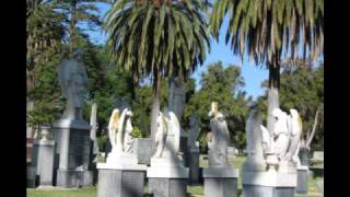 San Diego Watercolor Society at Greenwood Cemetery