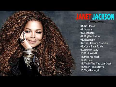 Best Songs Janet Jackson || Janet Jackson Greatest Hits