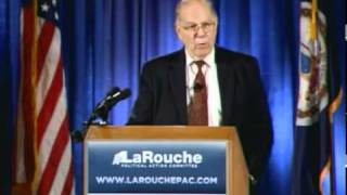 Линдон Ларуш о предателях России
