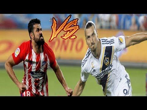 Download Zlatan Ibrahimovic vs Diego Costa ● Wild Moments