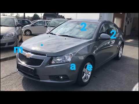 Chevrolet Cruze Verkocht Bij 2maal2.be