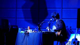 Gruff Rhys - If We Were Words (We Would Rhyme) - Singapore 2011
