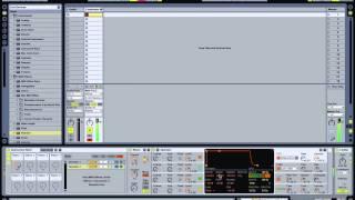 Experimento: Sintesis Granular Con Operator en Ableton Live