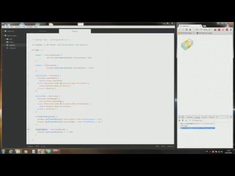 Image und Background-Image wechseln - Game-Engine in JavaScript entwickeln #003 [Deutsch]