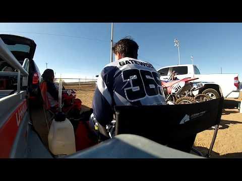Trevor Gatewood #369 Rehab Racing YZ450F