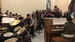 William Paca Middle School Jazz Band