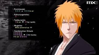 Bleach: Soul Resurreccion - Mugetsu Ichigo Gameplay HD