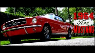 1964 5 Ford Mustang Convertible FOR SALE
