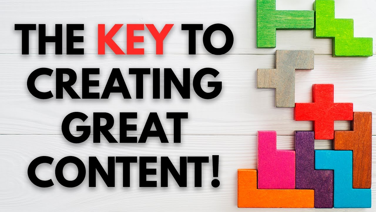 Create Amazing Content by Using These Parts - Day #359 of The Income Stream with Pat Flynn