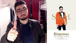 Critique à chaud (avec spoilers)   Kingsman: Le cercle d'or