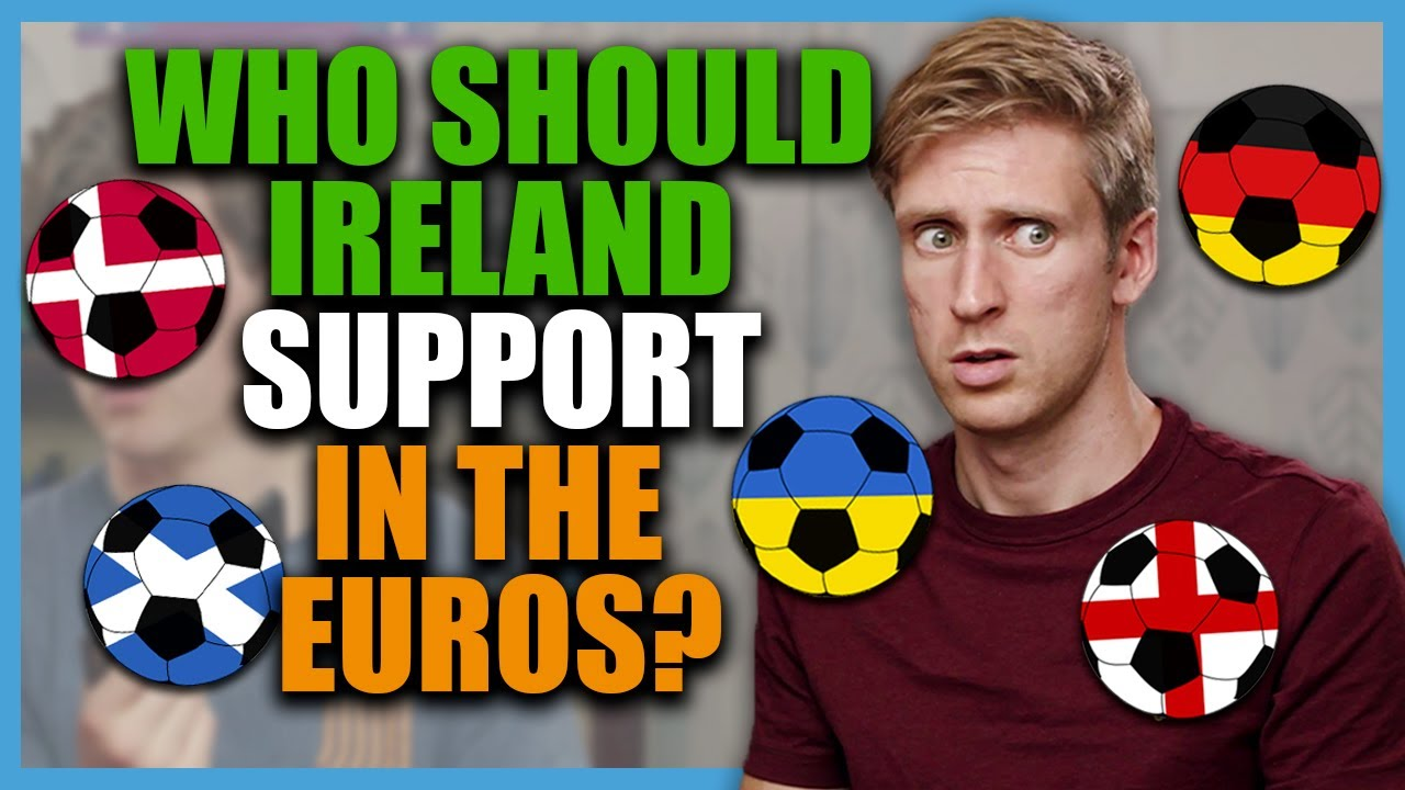 Who Should Ireland Support in the Euros? | Foil Arms and Hog