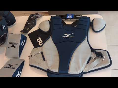 Mizuno Samurai Youth Catcher's Gear Review