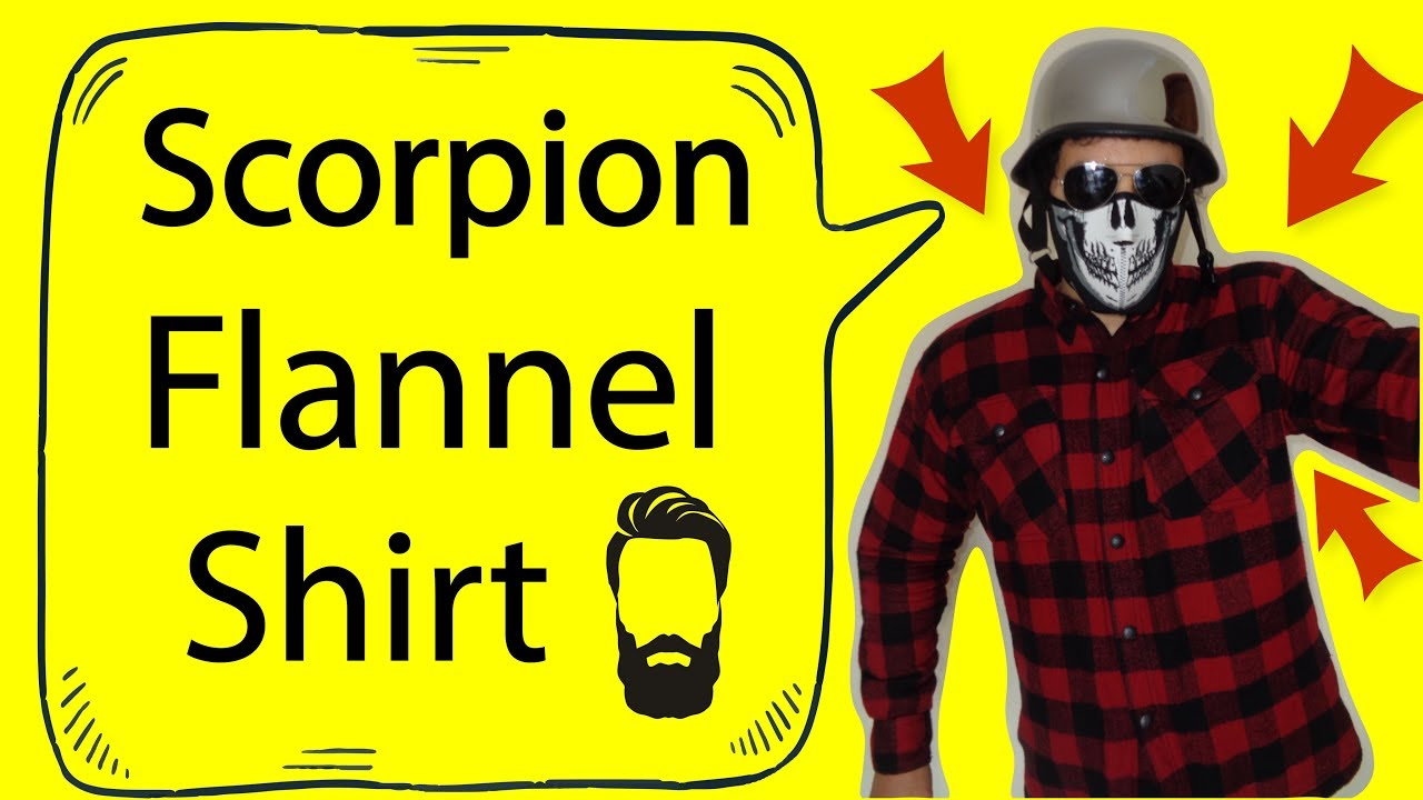 8055a0357e Scorpion Covert Flannel Kevlar Shirt Review: Hipsters Be Warned ...