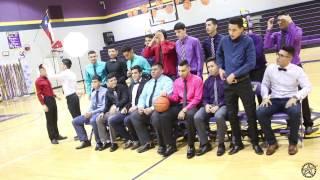 Vlog #9 - Behind the Scenes w/ LBJ Basketball 2016
