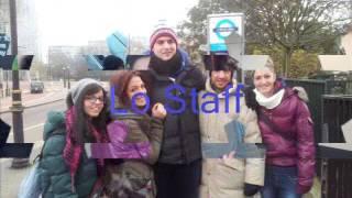 Progetto Ambasciatori del gusto a Londra dicembre 2012