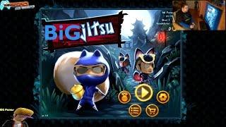 NUTJITSU ¡ESTRENO con CAM! 1080p60 Gameplay