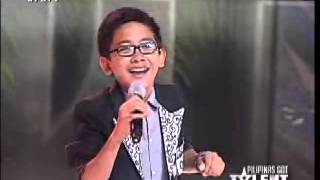 John Neil Roa of Pilipinas Got Talent 4