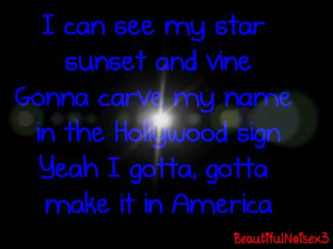 Make it in America - Victoria Justice (Victorious) Full Lyrics + Free MP3 Download Link!