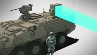 U.S. military has a heat ray