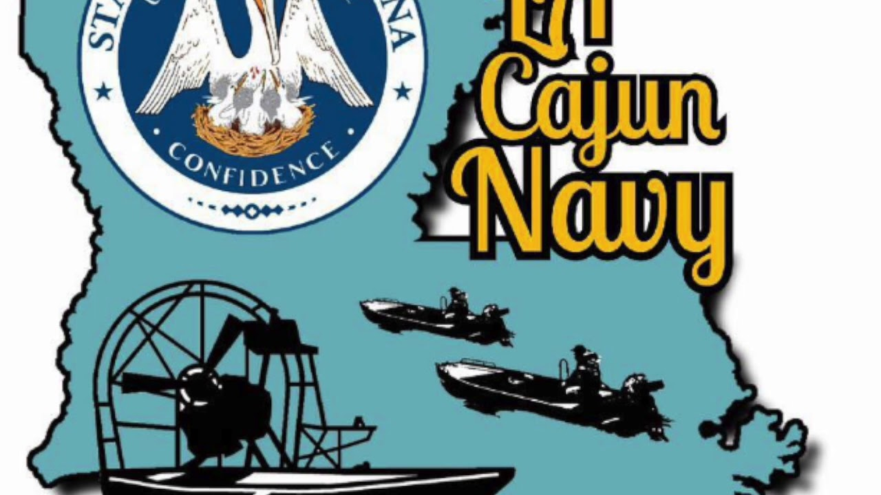 louisiana cajun navy - 1280×720
