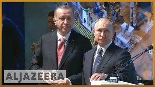 ????????????????Russia, Turkey complete major phase of TurkStream gas pipeline   Al Jazeera English