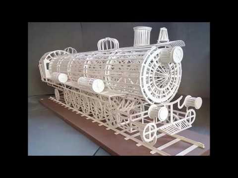 Haw make  a paper  engine