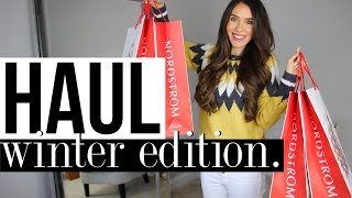 WINTER HAUL: 10 Things To UPDATE Your WINTER WARDROBE!