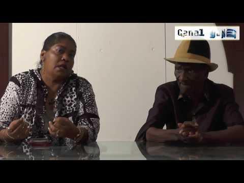 Canal g net PRESENTE kar ni a di de IBO SIMON L'invité Reine Lucette Jasawant produit par Romy Miref