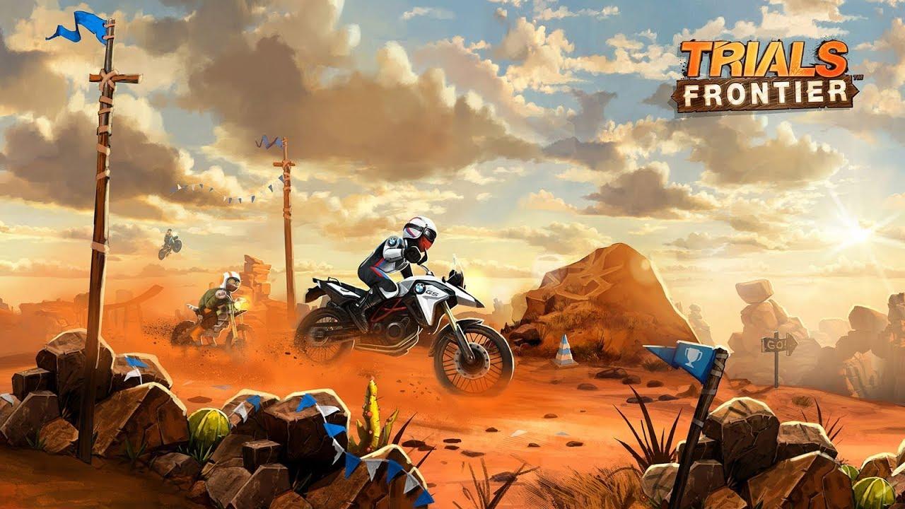 Trials Frontier astuce et triche