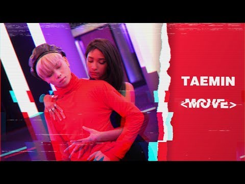 TAEMIN (태민) - MOVE dance cover by RISIN' CREW from France (duo ver.)