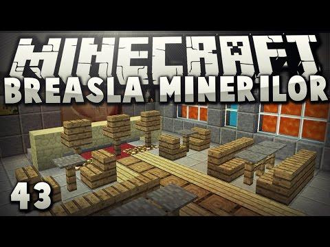 Minecraft : Breasla Minerilor - Geamurile cu Lavă [Ep.43]