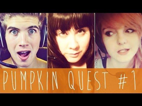 THREE AMIGOS! - PUMPKIN QUEST (EP.1)