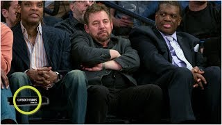 James Dolan has lost his appetite for running the Knicks - Ian O'Connor | Outside the Lines