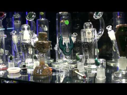 THE CAVE Smoke Shop Tour - San Mateo, CA