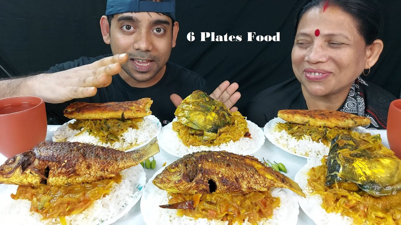 Download 6 Plate Food Eating Challenge
