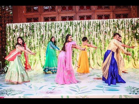 Shape Of You | Cutie Pie | Cousins Dance | Dancamaze | Sangeet Dance | Wedding Dance